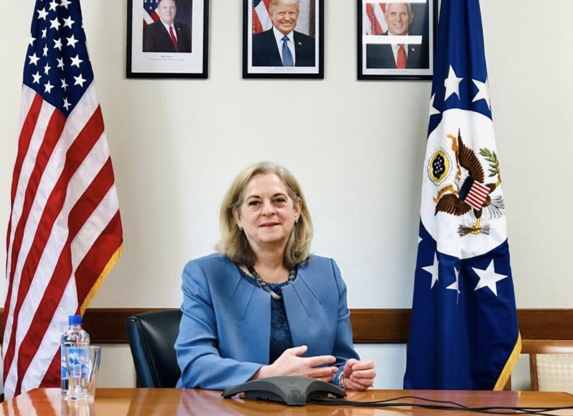 US Ambassador: US support for Kuwait's ongoing efforts to resolve the Gulf dispute 9F8E3A3A-B37A-4591-B667-BDD0593B9402